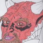 Der rote Teufel