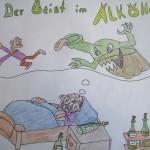 Der Geist im Alkohol