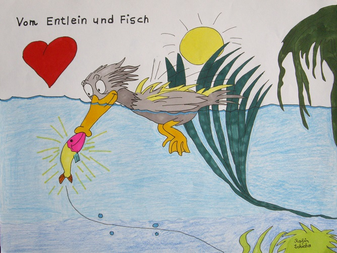 5Entlein-Fisch-N