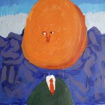 Nach einer Idee von Magritte