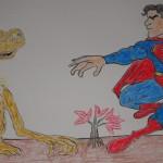 E.T. trifft Superman