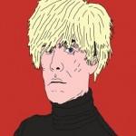 Designer Andy Warhol