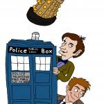 Der 10te und 11te Doktor