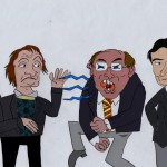 """Die Protagonisten der """"heute Show"""""""