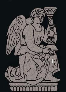 Weinende Engel