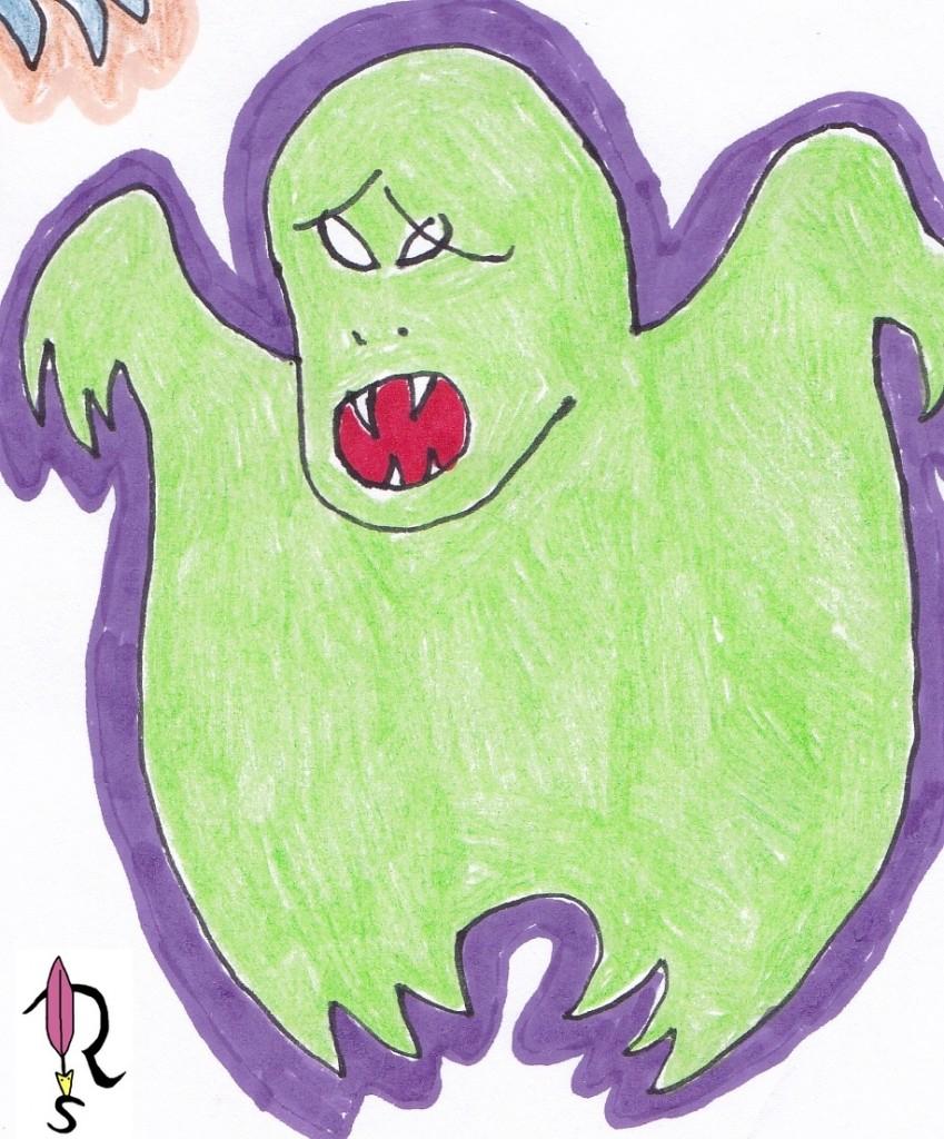 A - Bunte Geister