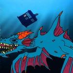 Dr Who unter Wasser