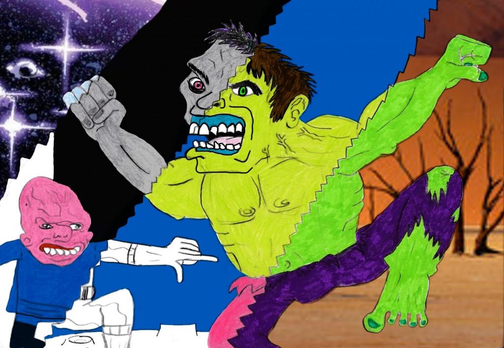 Hulk (halbe welten)