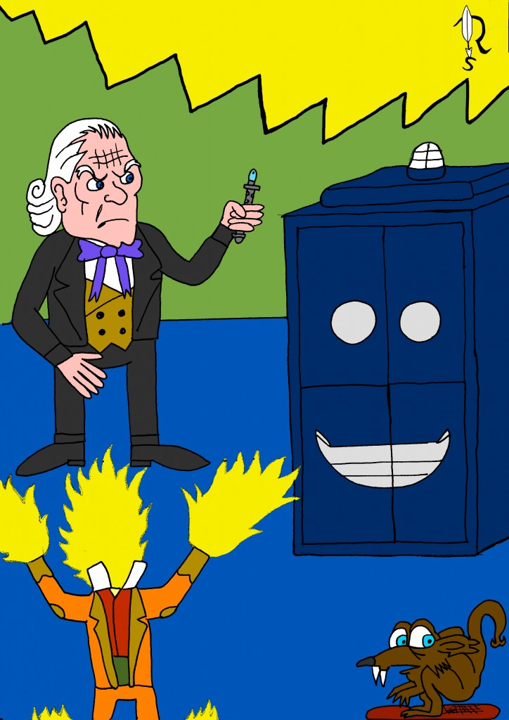 First Doctor Kopie