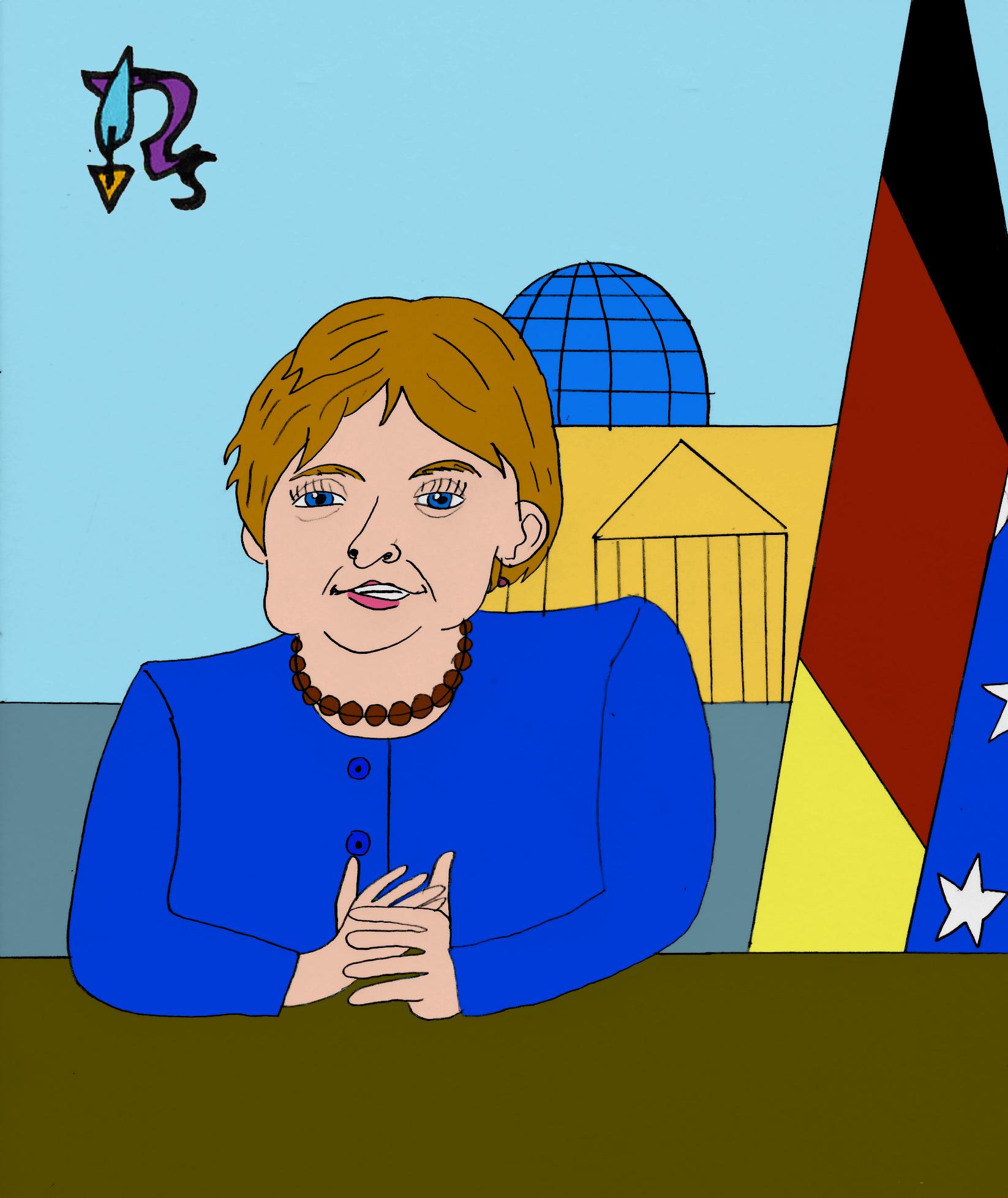 Merkel-Rede