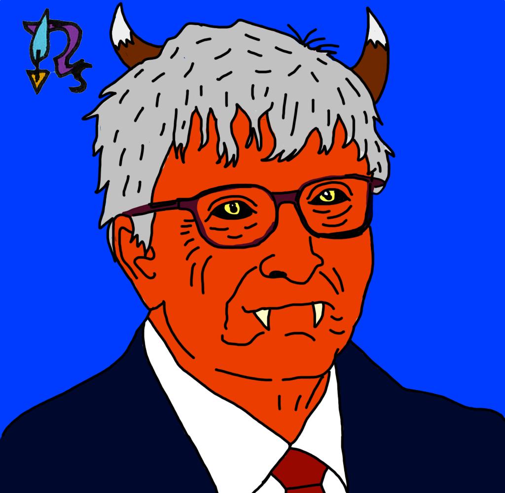 Bill Gates Devil