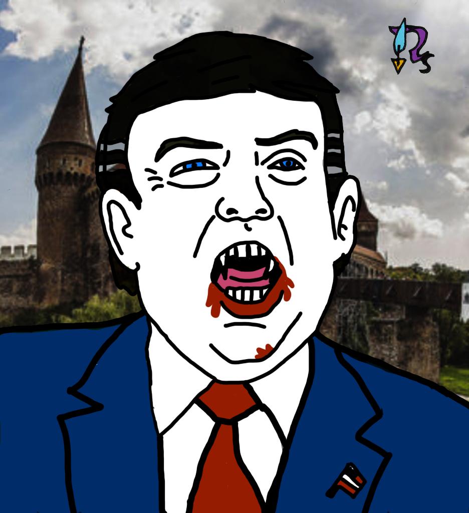 Dracula-Trump1